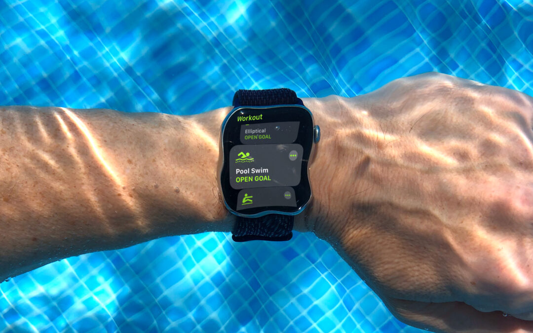 How to optimize your swimming stroke with Apple Watch [Cult of Mac]