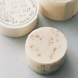 Miracle Oat Honey Soap