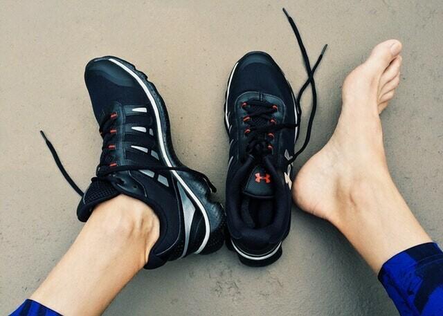 London Marathon Feet Recovery Tips