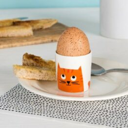 Chester the Cat Egg Cup 2