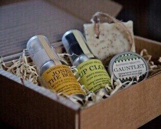Men's Pamper Gift Box