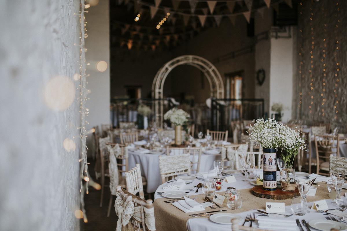 wedding reception rosedew farm