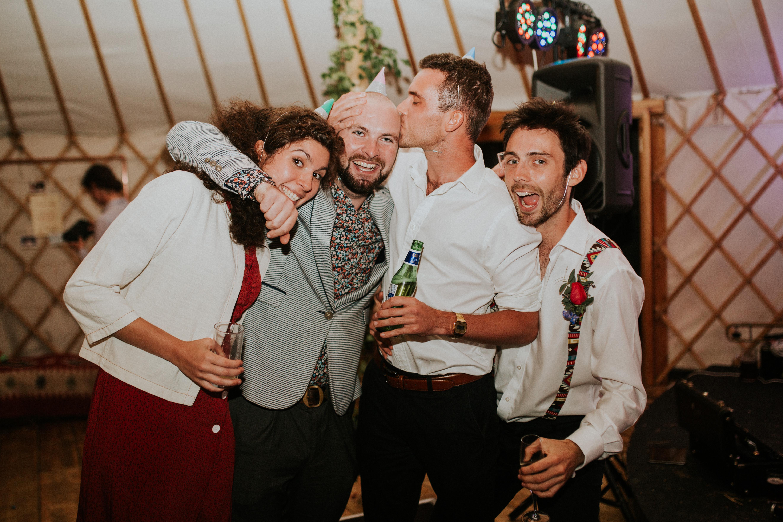 guests group shot