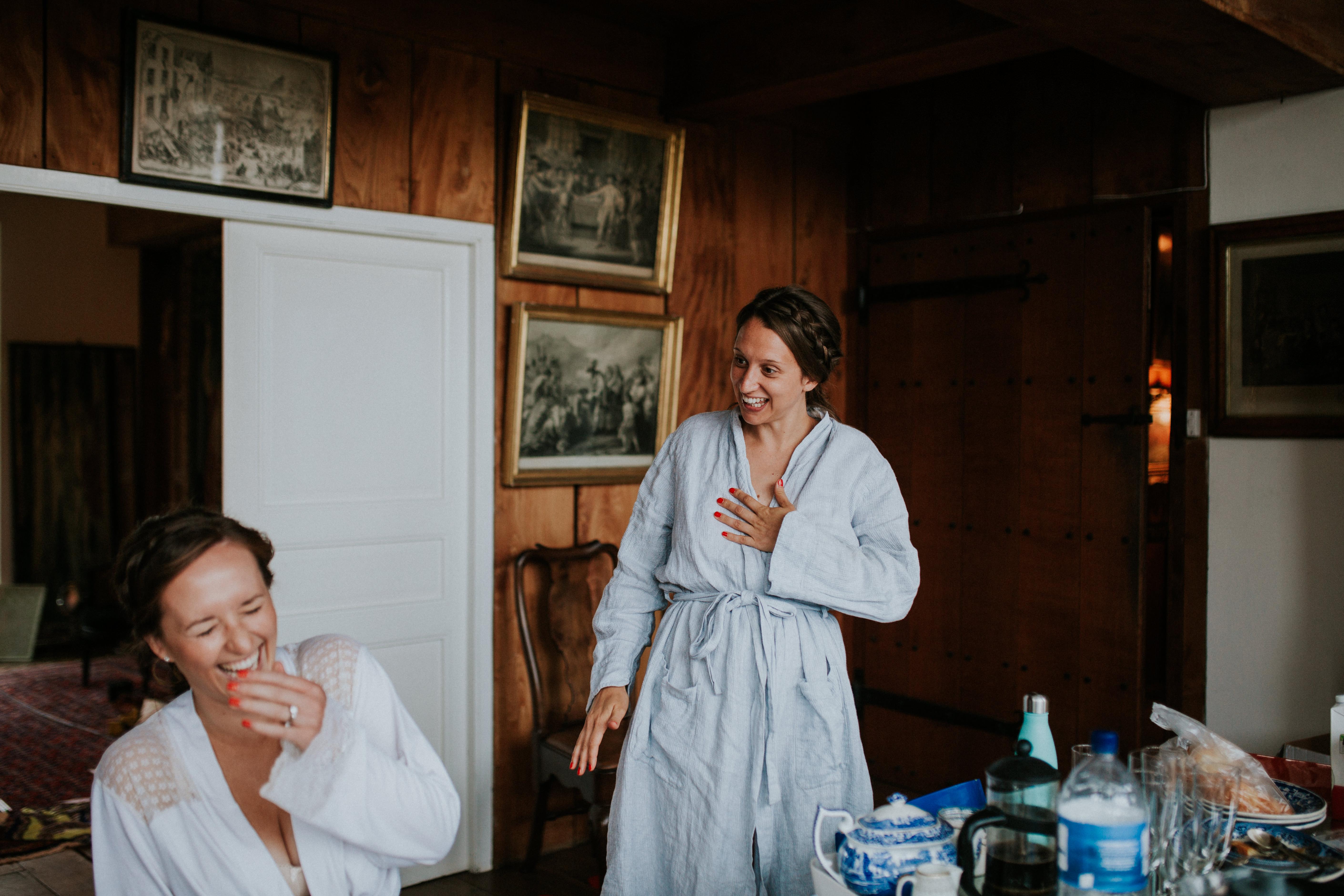 brides sister