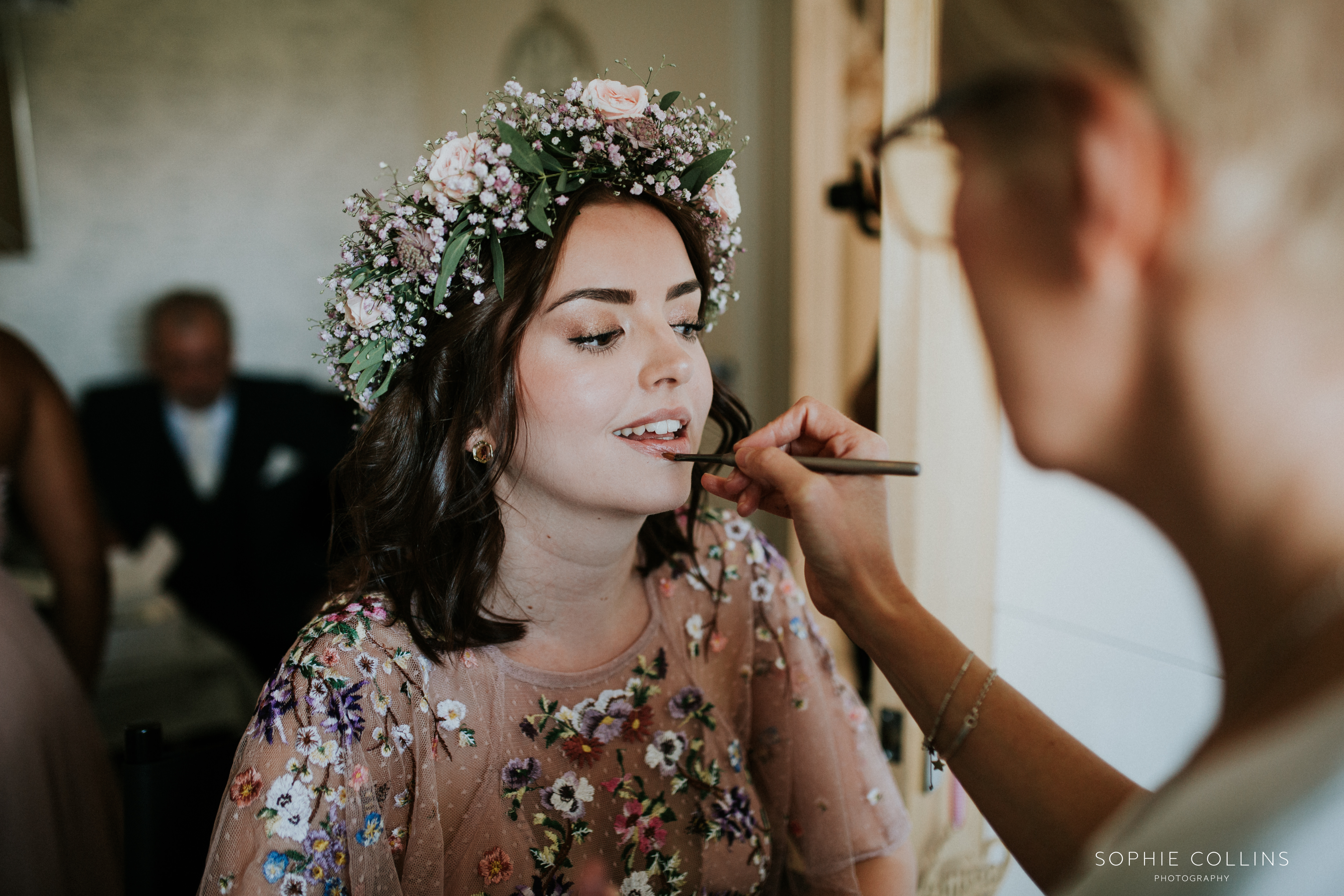 bridesmaids make-up