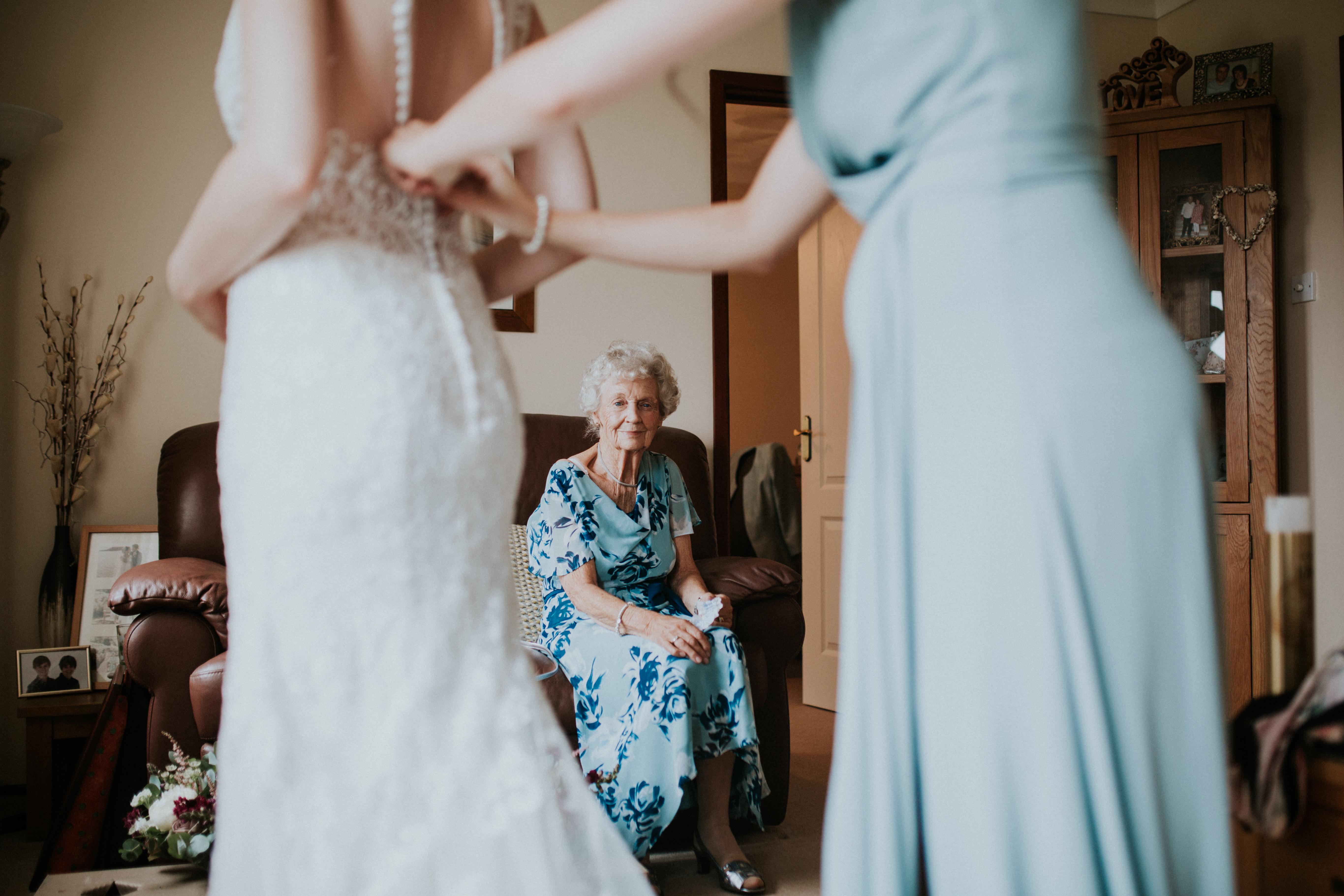 nan of bride