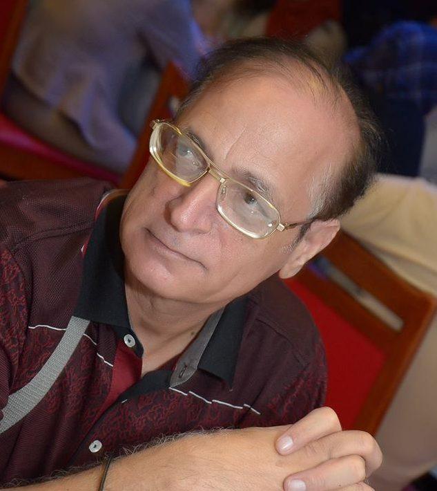 aik Rozan writer picture