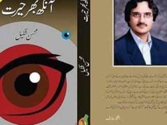 Lyrical Odes 'Aankh bhar Hairat'