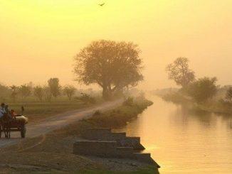 قصہ چناب و جہلم کی مہمان نوازی کا