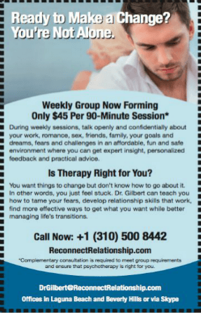 cbt group therapy los angeles - couples counseling - career coaching - phychologist laguna beach - therapist beverly hills