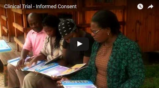 Speaking Books: Clinical Trial Informed Consent Video Still