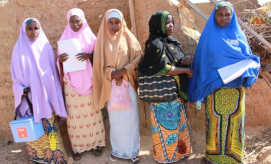 Female Community in Africa