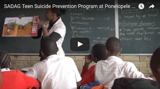 Speaking Books: Teen Suicide Prevention Video Thumbnail