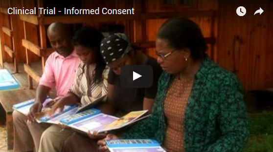 Speaking Books Clinical Trial Informed Consent Video Thumbnail