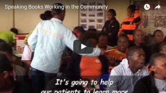Speaking Books Working n the Community Video Thumbnail