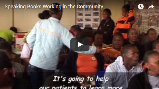 Speaking Books Working n the Community Video Thumbnail