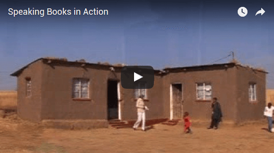 Speaking Books in Action Video Thumbnail