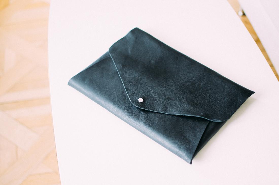 Tutorial für einen Laptop Envelope von Livera-Mag