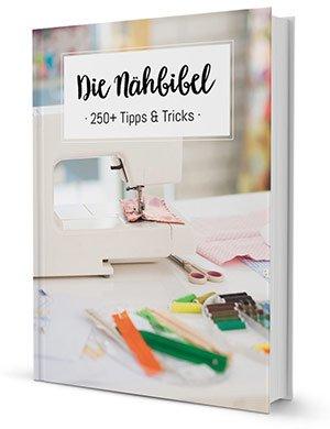 E-Book Freebie: Die Nähbibel von Kreativlabor Berlin mit vielen Tipps rund ums Nähen!
