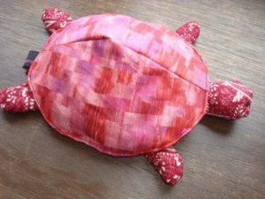 Schildkröte nähen mit gratis Schnittmuster