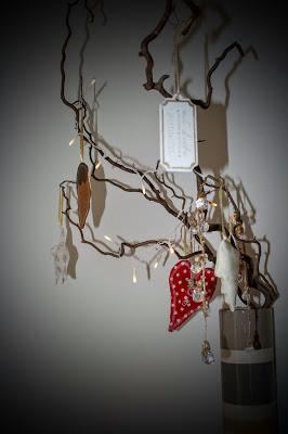 Kostenlose Schnittmuster Weihnachtsanhänger als Dekoration von Eva Kartoffeltiger.