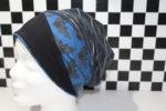 Titelbild für das kostenlose Schnittmuster einer Männerbeanie von Rockerbuben