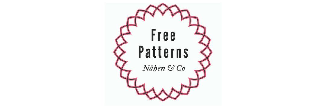 Logo Free Patterns - Kostenlose Schnittmuster & Nähanleitungen