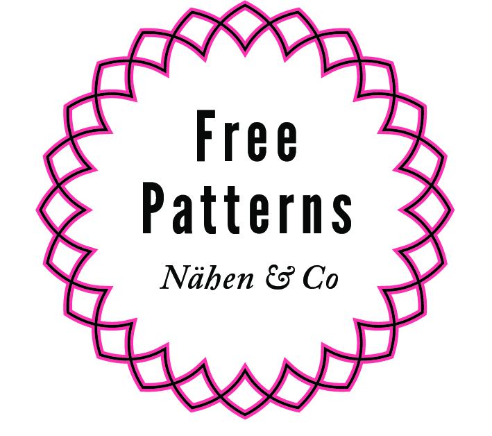 Free Patterns - Nähmagazin, kostenlose Schnittmuster & Nähtutorials mit Nähanleitung