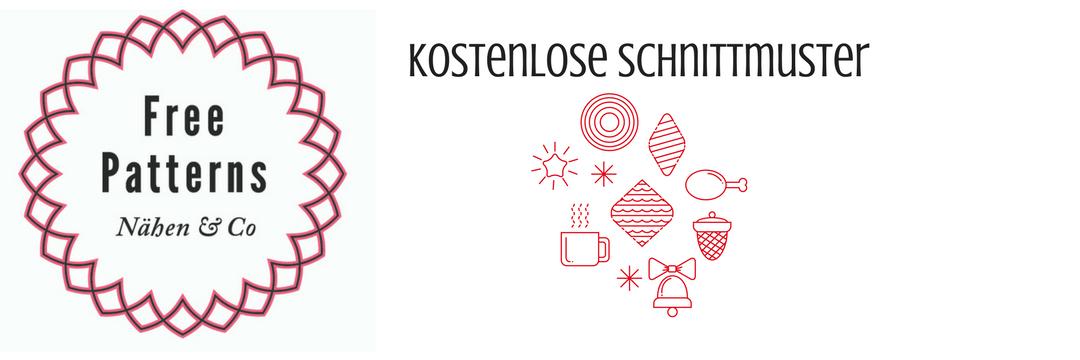 Logo Free Patterns für Schnittmuster rund um das Thema besondere Anlässe und Feiertage