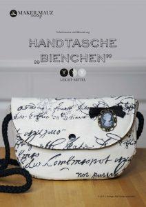 """Schnittmuster für Handtasche """"Bienchen"""" von Maker Mauz – 100% kostenlos"""
