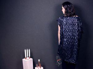Nähanleitung mit Schnittmuster für Oversized Kleid von Stilweg.
