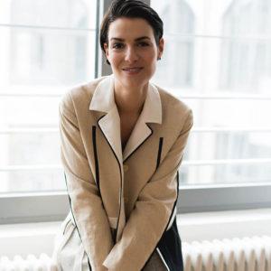 Kostenloses Schnittmuster Jacke für Frauen