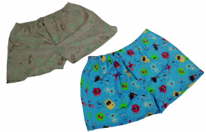 Gratis Schnittmuster für Männer von Dots Designs – Boxer Shorts (Gr. S/M-3XL) nähen