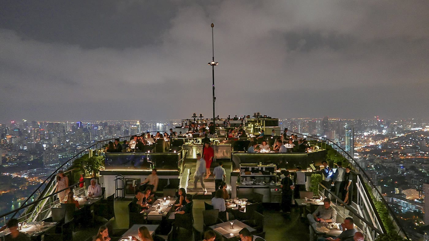 Moon Bar - Bangkok