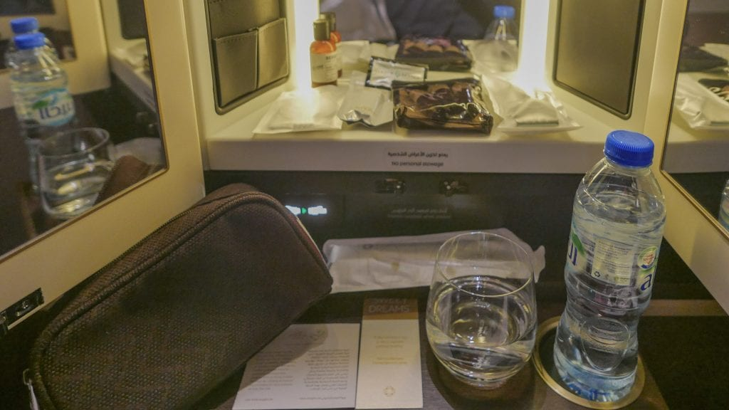 (EY A380 Etihad First Class Apartments - Jarvis Marcos)