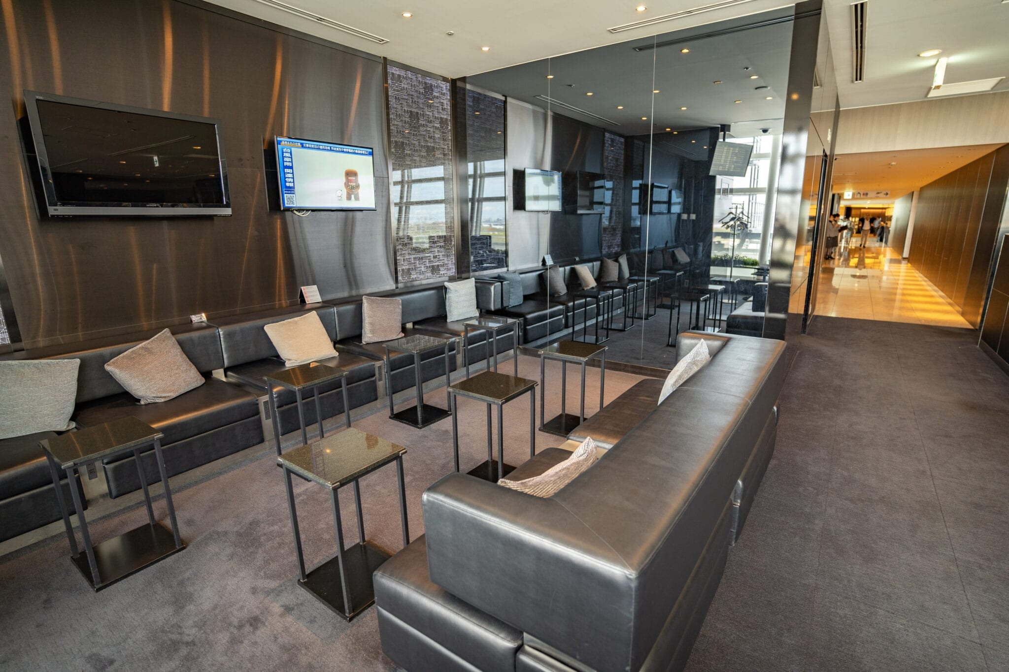 ANA Suite lounge HND