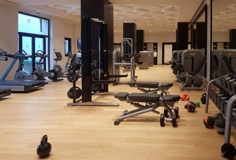 four seasons tunis gym