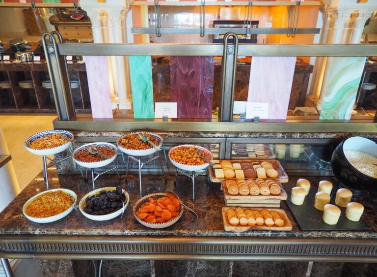 four seasons tunis breakfast