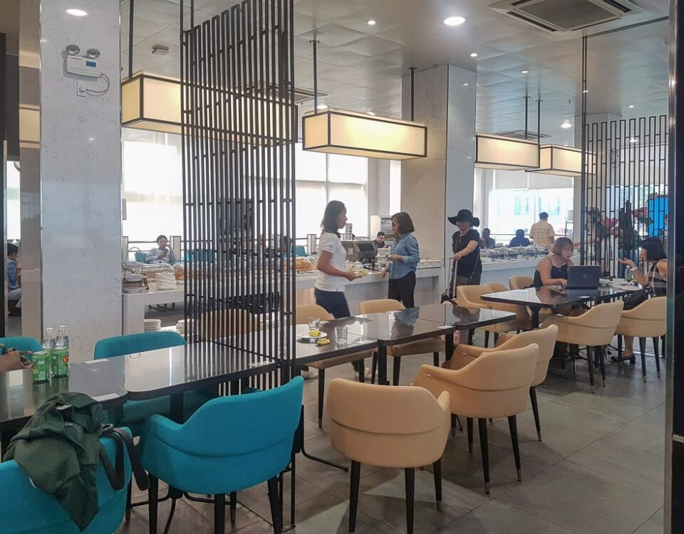 VN J Lounge SGN 6 960x750 - REVIEW - Vietnam Airlines Lotus Lounge : Saigon SGN (Domestic)