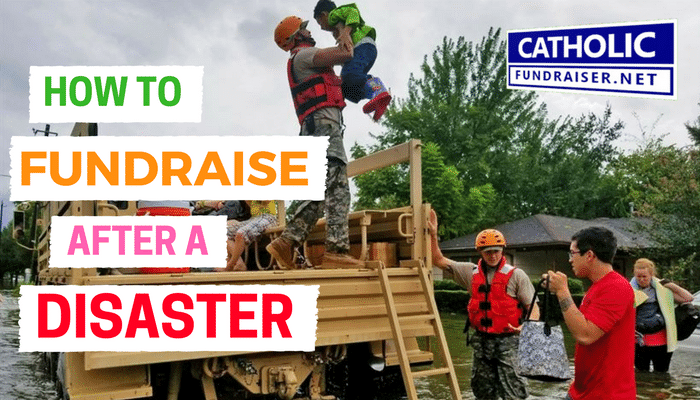 Fundraise Hurricane Harvey