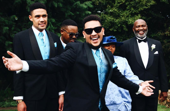 AKA Releases The Highly Anticipated Caiphus Song Music Video