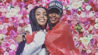 Photo of Shekhinah Meets Her Idol Lauryn Hill