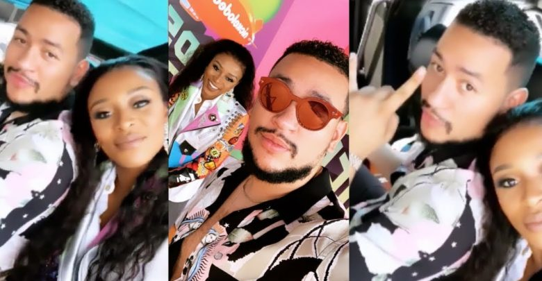 5 Times AKA And DJ Zinhle Showed Off Their Secret Love Relationship