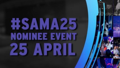 Photo of SAMA25 Nominees is Set To Broadcast On The 25th Of April 2019