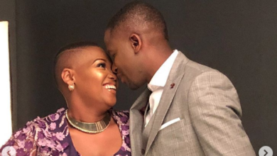 Photo of Watch! Nqobile Making Wife Ntokozo Mbatha Laugh Is Proof True Love Exists