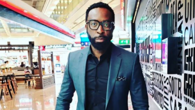 "Photo of Watch! DJ Sbu Gives Valuable Tips To Aspiring Entrepreneurs ""Run Your Own Race"""