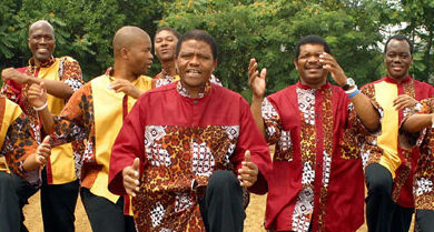 "Photo of Musical Production ""Mshegu"" Will Pay Tribute To The Iconic Black Mambazo Leader Joseph Shabalala"