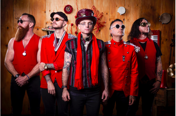 """The Parlotones release cinematic music video for """"Antidote"""" single"""