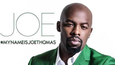 "Photo of Joe Thomas Has Just Landed In SA & Set To Perform His ""Soulful Night"" Concert"