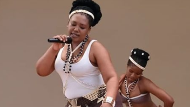 Photo of Traditional Music Singer Mmaausi's Car Stolen At Satma Awards